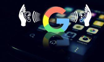stop google from listening