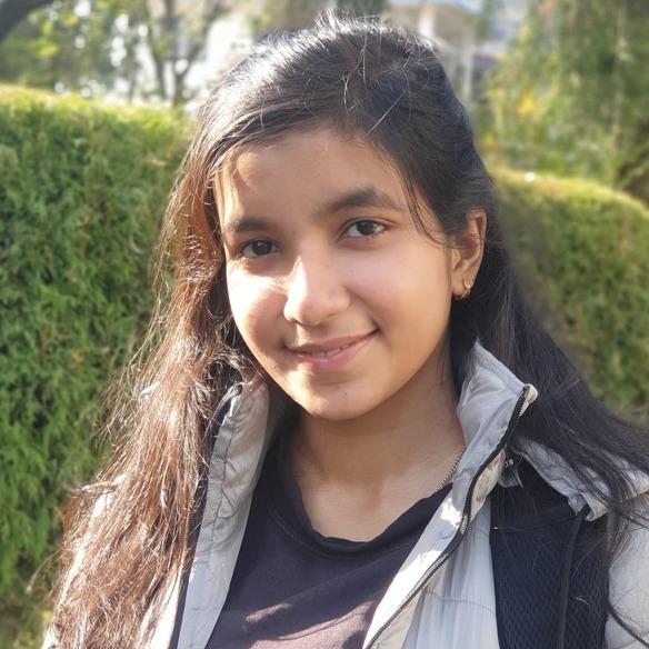 Aayushma Pant