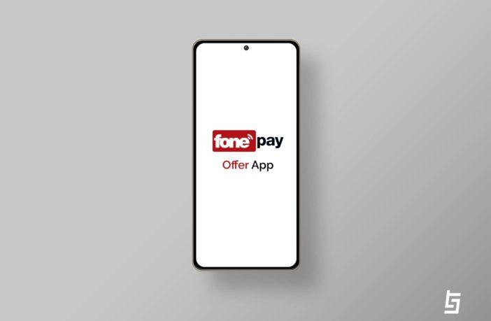 Fonepay Offer App