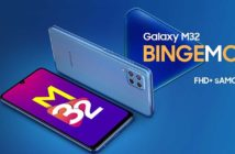 Samsung Galaxy M32 Price in Nepal