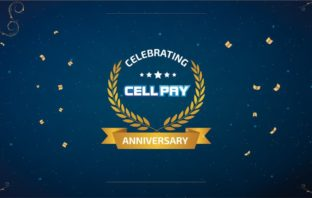 cellpay 2nd anniversary