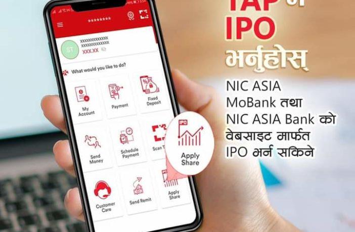 IPO NIC ASIA MoBank