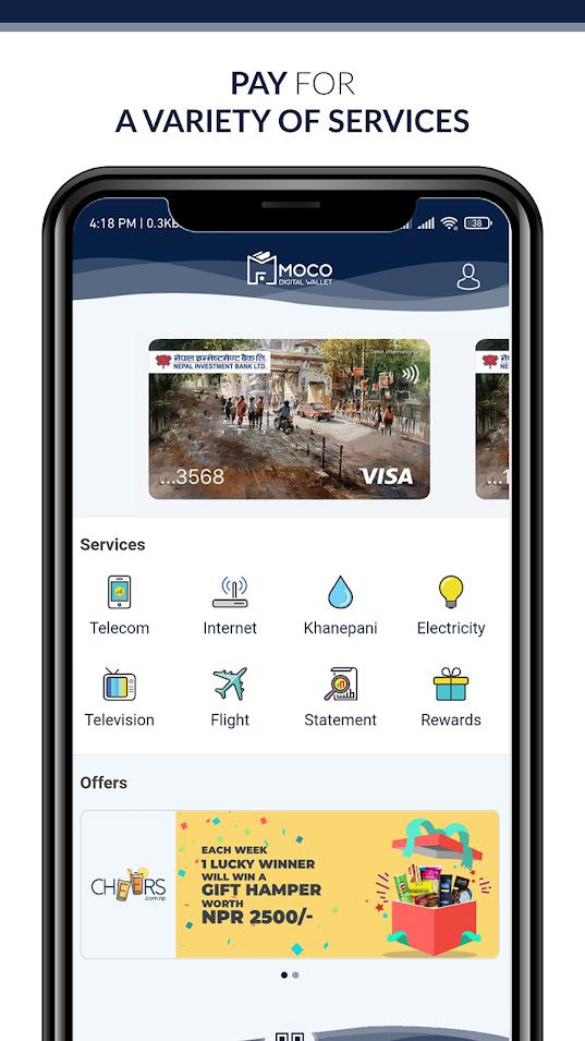 Moco Digital Wallet