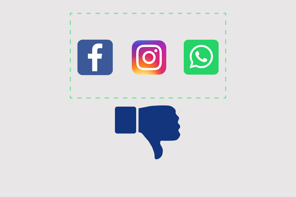 Facebook, Instagram and Whatsapp go down for several hours | Funny side of the outage » Meroshare