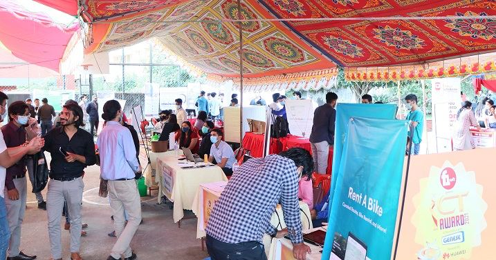 Innovation Fest 2021 Successfully Concluded With 40+ Startups of ICT Award » Meroshare